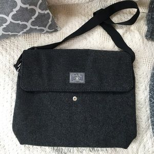 Lucky Brand Wool Messenger Bag